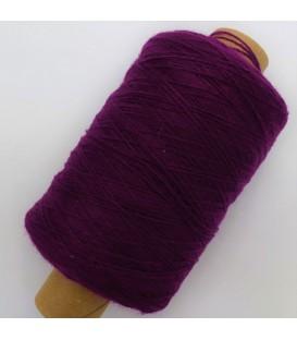 Lacegarn Purpur - 1-fädig