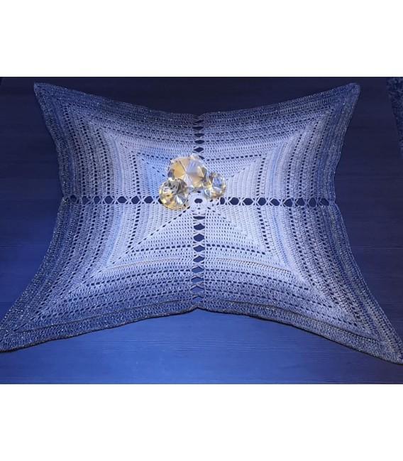 Harmony - crochet Pattern - star blanket - german