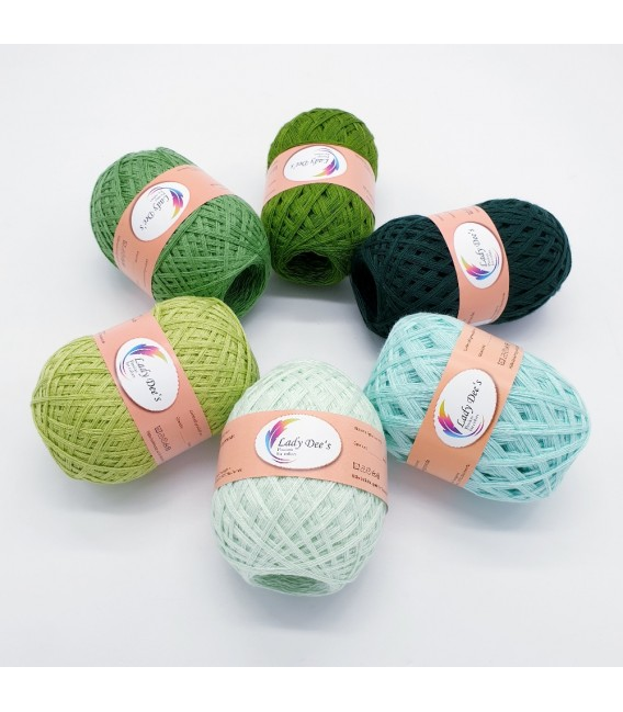 5 lace yarns Uni + 1 skein free - (11-20-83-69-31-38)