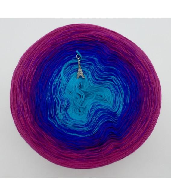 Lebensfreude (la joie de vivre) - 4 fils de gradient filamenteux - Photo 3