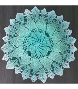 Sterntaler - crochet Pattern - star blanket - german
