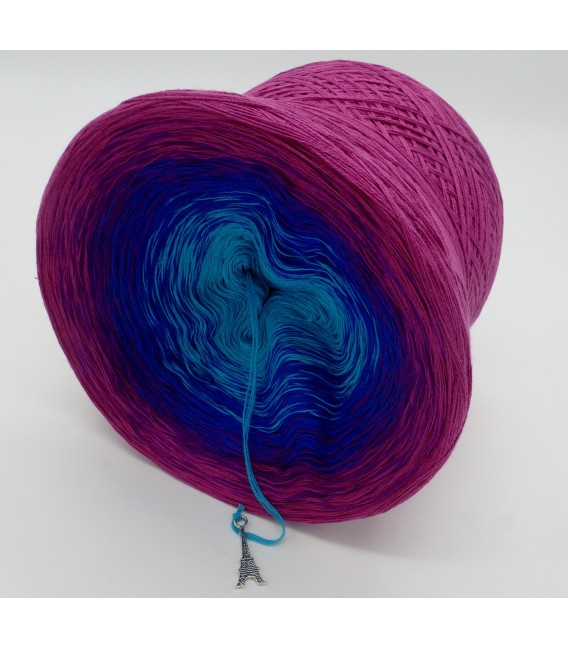 Lebensfreude (zest for life) - 4 ply gradient yarn - image 5