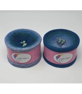 September Bobbel 2021 - 4 ply gradient yarn