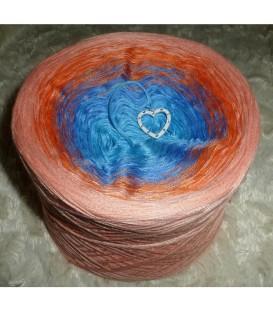 März Bobbel 2016 - 4 ply gradient yarn