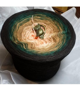 September Bobbel 2016 - 4 ply gradient yarn