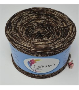 Moon Light 01 - 4 ply mottled yarn