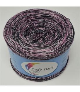 Moon Light 06 - 4 ply mottled yarn