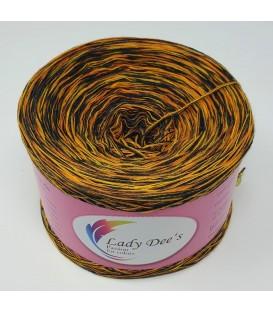 Moon Shadow 01 - 4 ply mottled yarn
