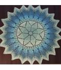 Victory - crochet Pattern - star blanket - german
