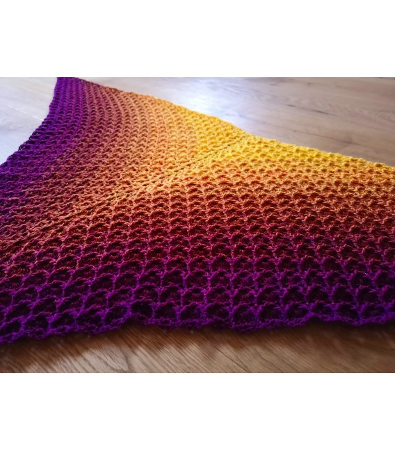 gradient yarn 4ply May Bobbel 2017