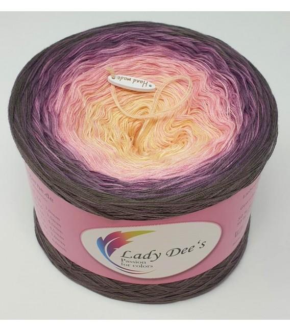 Amber - 4 ply gradient yarn