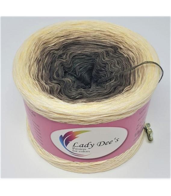 Morgenstille - 4 ply gradient yarn
