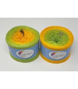 Narzisse - 4 ply gradient yarn