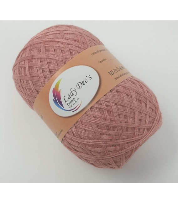 Lace Yarn - old pink