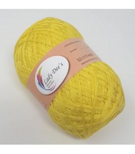 Lace yarn - daffodil