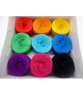 Farben des Lebens (3ply-900m) - Multicolor