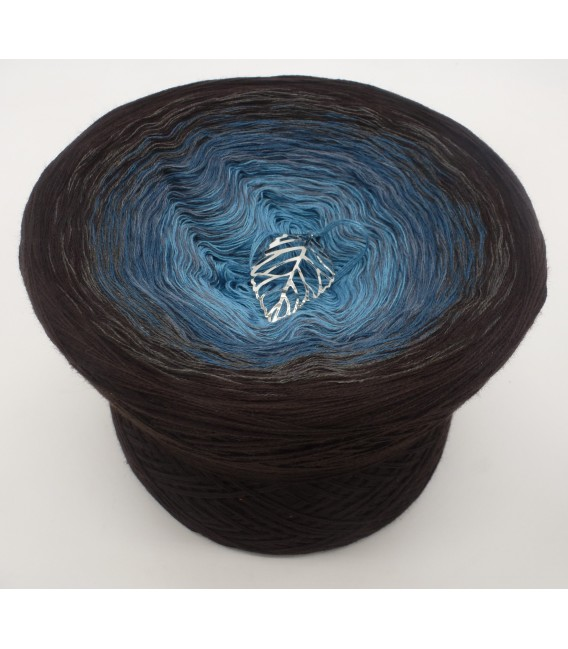 Blauer Planet (Blue planet) - 4 ply gradient yarn - image 2