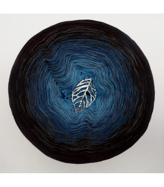 Blauer Planet (Blue planet) - 4 ply gradient yarn - image 3