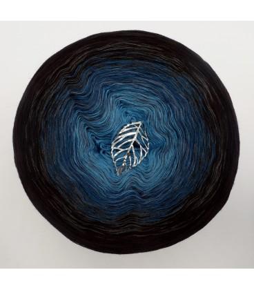 Blauer Planet (planète bleue) - 4 fils de gradient filamenteux - Photo 3