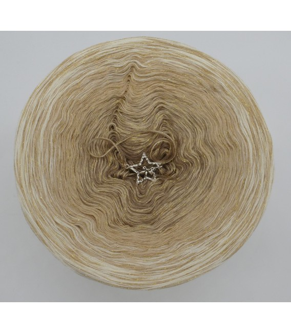 Zimtsterne (Etoiles de cannelle) - 4 fils de gradient filamenteux - Photo 3