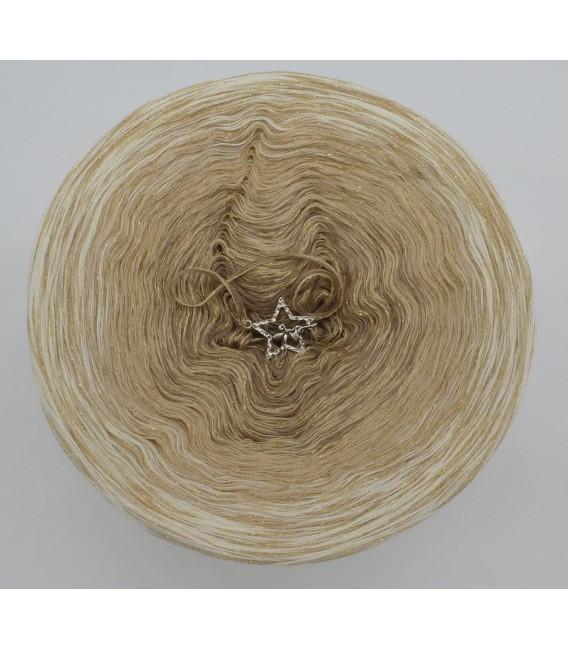 Zimtsterne (Cinnamon stars) - 4 ply gradient yarn - image 3