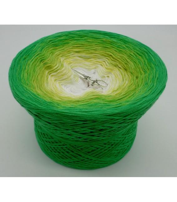 Lemongras (Lemongrass) - 4 ply gradient yarn - image 2