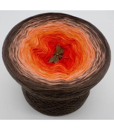 Feuerkelch (Кубок огня) - 4 нитевидные градиента пряжи - Фото 2