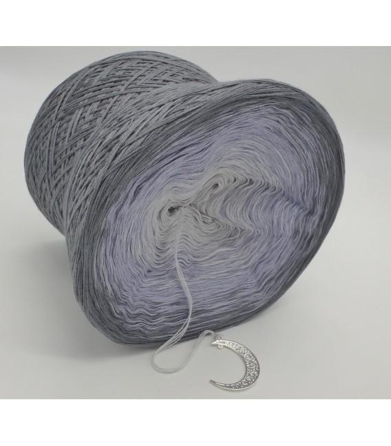 Silbermond (lune d'argent) - 4 fils de gradient filamenteux - Photo 4