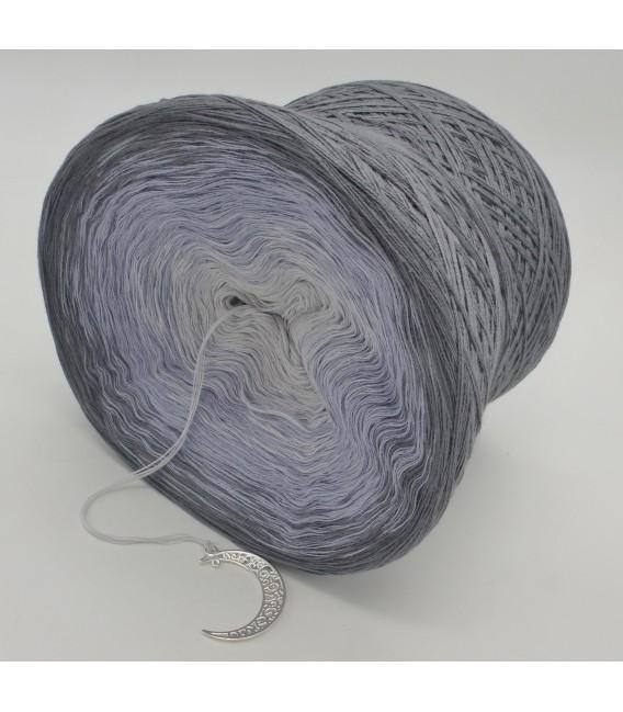 Silbermond (lune d'argent) - 4 fils de gradient filamenteux - Photo 5