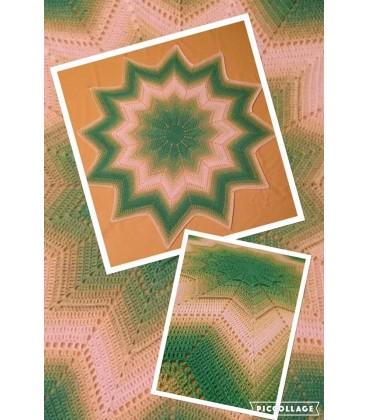 Lemongras - Farbverlaufsgarn 4-fädig - Bild 10