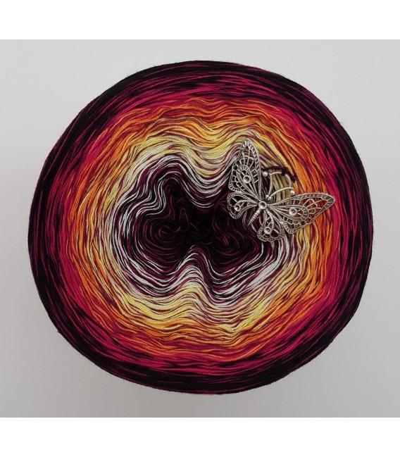 Oase der ewigen Träume - Oasis of Eternal Dreams - 4-ply gradient yarn image 2