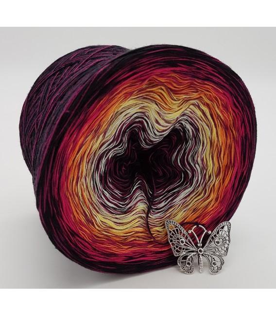 Oase der ewigen Träume - Oasis of Eternal Dreams - 4-ply gradient yarn image 3