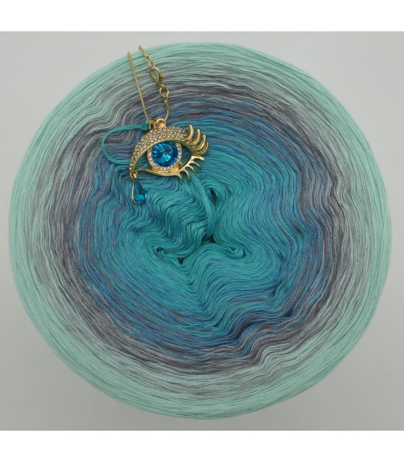 Ocean of Memories - 4 ply gradient yarn - image 3
