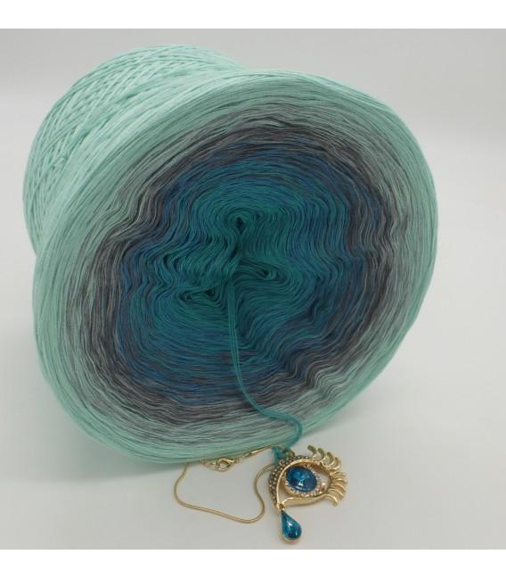 Ocean of Memories - 4 ply gradient yarn - image 5