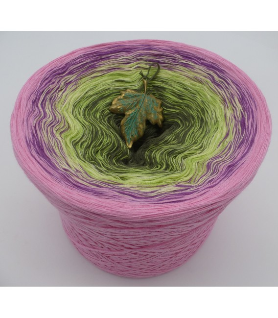 gradient yarn 4ply Summertime - pink outside