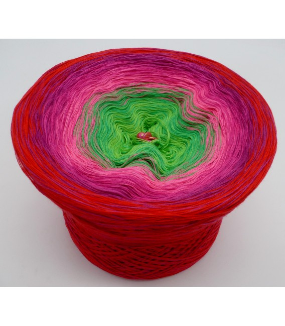 Lovely Roses - 4 ply gradient yarn - image 2