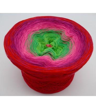 Lovely Roses - 4 fils de gradient filamenteux - Photo 2