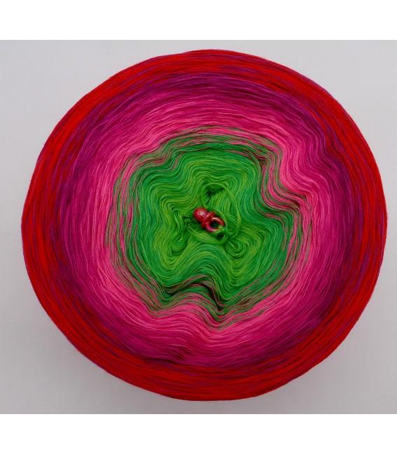 Lovely Roses - Farbverlaufsgarn 4-fädig - Bild 3