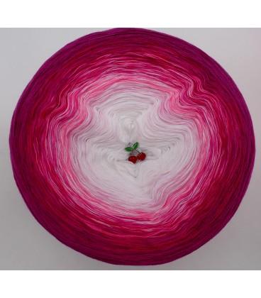Heiße Kirschen (cerises chaudes) - 4 fils de gradient filamenteux - photo 3