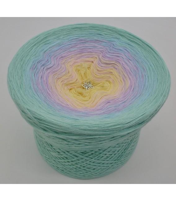 Regenbogen - Farbverlaufsgarn 4-fädig - Bild 2