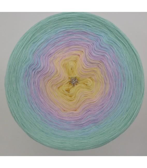 Regenbogen - Farbverlaufsgarn 4-fädig - Bild 3