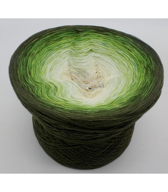 Gräser im Wind - Farbverlaufsgarn 4-fädig - Bild 2