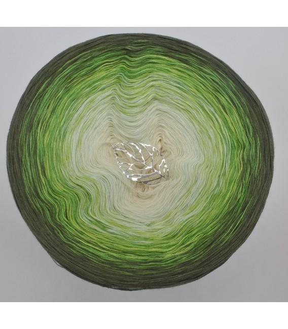 Gräser im Wind - Farbverlaufsgarn 4-fädig - Bild 3