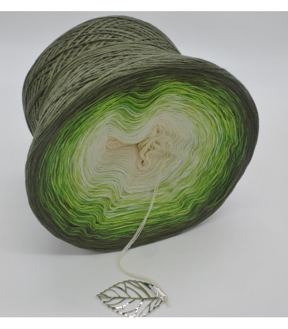 Gräser im Wind (Grasses in the wind) - 4 ply gradient yarn - image 4