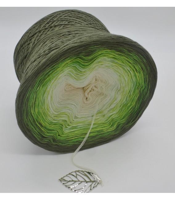 Gräser im Wind - Farbverlaufsgarn 4-fädig - Bild 4