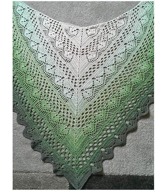 Gräser im Wind (Grasses in the wind) - 4 ply gradient yarn - image 10