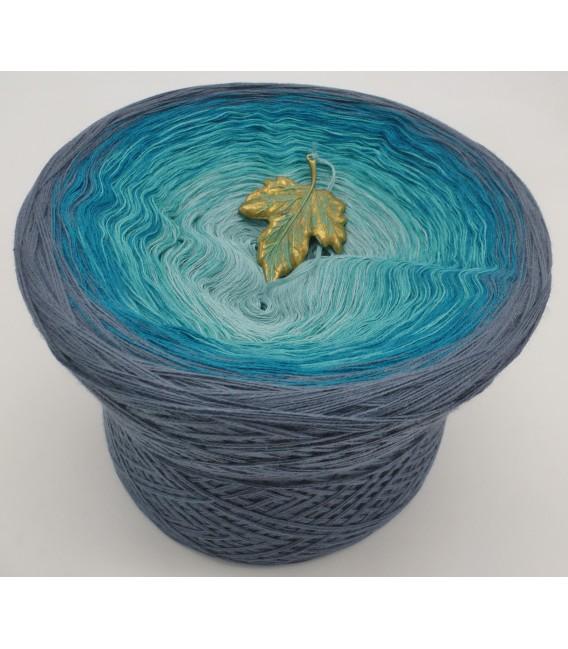 Larimar - 4 ply gradient yarn - image 2