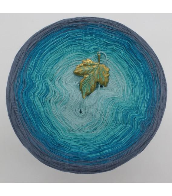 Larimar - 4 ply gradient yarn - image 3