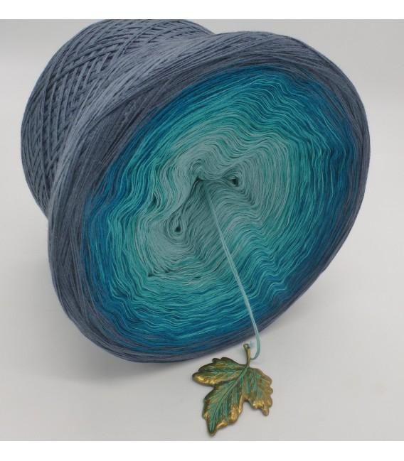 Larimar - 4 ply gradient yarn - image 4