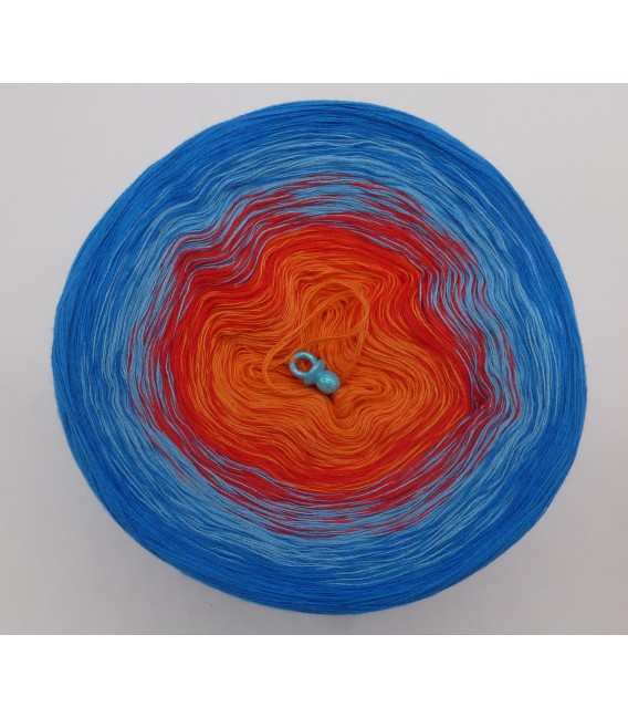 Harlekin (Harlequin) - 4 ply gradient yarn - image 3